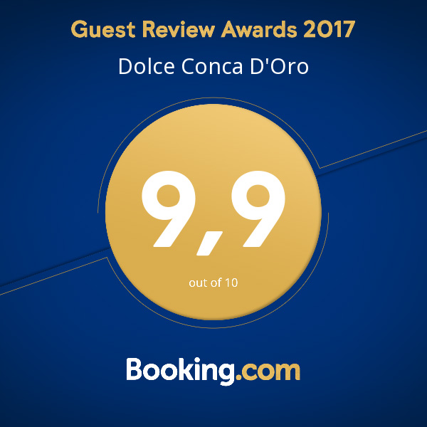 Booking.com Review Award 2017