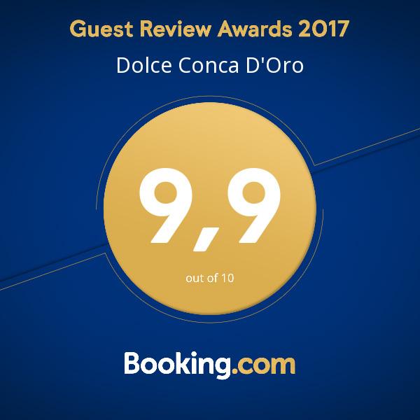 Booking.com Review Award 2017